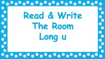 Long u Read the Room