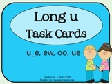 Long u Task Cards or Scoot Game