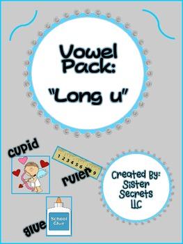 Long u Vowel Pack