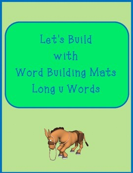 Long u Word Building Mats