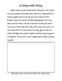 Long vowel digraph passage