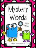 Long vowel mystery words
