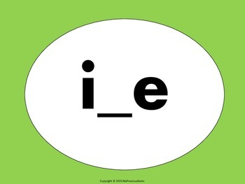 Long vowel  (picture sort)