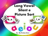 Long vowel  (picture sort)