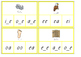Long vowel sound peg cards