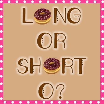 Long vs Short O Word Sort