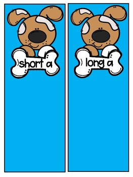Long vs. Short Vowel Sort
