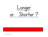 Longer or Shorter Book - Length