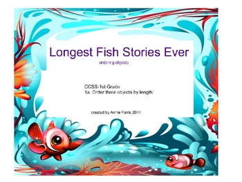 Longest Fish Stories Ever-comparing/ordering length
