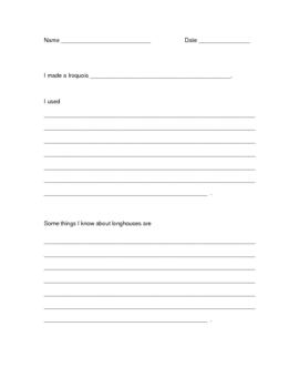 Longhouse Journal