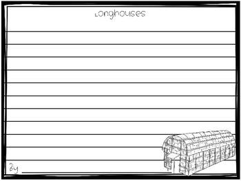 Longhouse - Native American Home