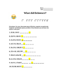 Longitude Latitude Challenge
