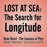 NOVA - Lost at Sea: The Search for Longitude