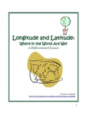 Longitude and Latitude