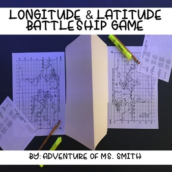 Longitude and Latitude Battleship