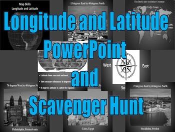 Longitude and Latitude PowerPoint