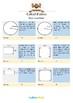Longueurs, périmètres, aires - Calcul d'aires -CM1-6e
