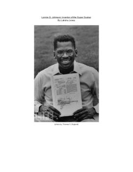 Lonnie Johnson: Inventor of the Super Soaker