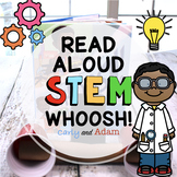 Lonnie Johnson Whoosh! Read Aloud Black History Month STEM Activity