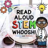 Lonnie Johnson Whoosh! Read Aloud Black History Month STEM Activity