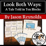 Look Both Ways by Jason Reynolds Discussion cards and novel study