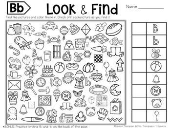 graphic about Look and Find Printable named Appearance Obtain Concealed Consider Puzzles - Alphabet