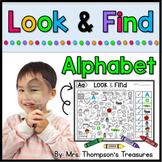 Look & Find Hidden Picture Puzzles - Alphabet