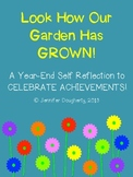 Look How Our Garden Has Grown! Year-End Reflection About Students' Achievements