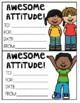 Look!--I Got an Award--Printable Certificates & Awards for Your PK-2 Classroom