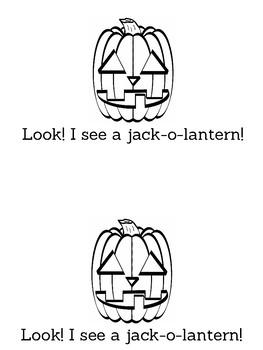Look!  I See Halloween!