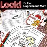 Look!  It's the Gingerbread Man!  Emergent Reader Activities