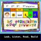 Look,Listen,Read,& Build CVC Words: Promethean Flipchart Bundle