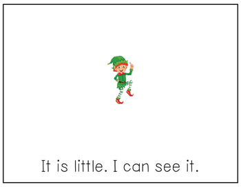 Look There CORE Words AAC  Elf Shelf
