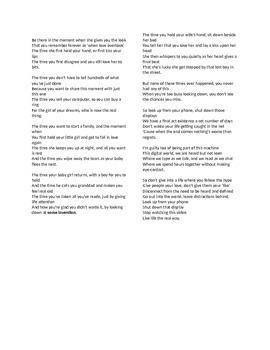 Look Up Comprehension Worksheet