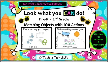 Look What You CAN Do (interactive no print version)