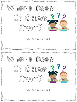 Look Where Sight Word Book Bundle