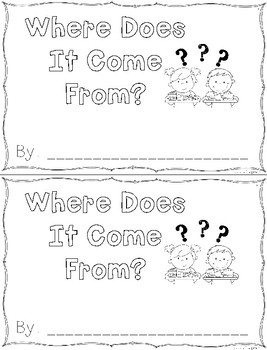 Look Where Sight Word Books