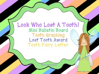 Look Who Lost A Tooth!