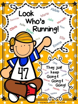 Look Who's Running!