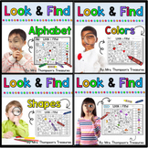 Look and Find Hidden Picture Puzzles BUNDLE