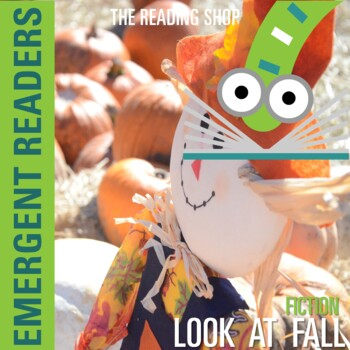 Emergent Reader - Look at Fall - Little Book