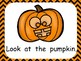 Look at Halloween Shared Reading for Kindergarten~ Level A