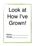 Look at How I've Grown - Portrait book
