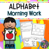 ABC Morning Work