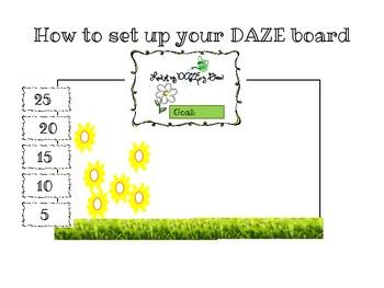 Look at my DAZE-y Grow! DAZE progress monitoring