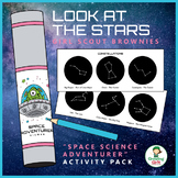 "Look at the Stars - Girl Scout Brownies - ""Space Science Adventurer"" (Step 4)"