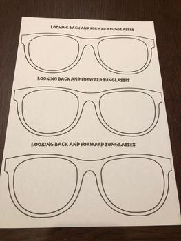 Look back and forward sunglasses