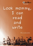 Look mommy, I can read and write - workbook