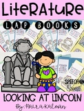 Looking At Lincoln Literature Lap Book