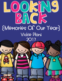 Looking Back {Memory Book For Pre-k, Kindergarten, 1st, or 2nd grade}